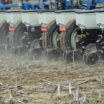 No-till soybean planting. (United Soybean Board via Flickr)