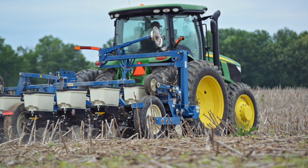 More than no-till practices needed