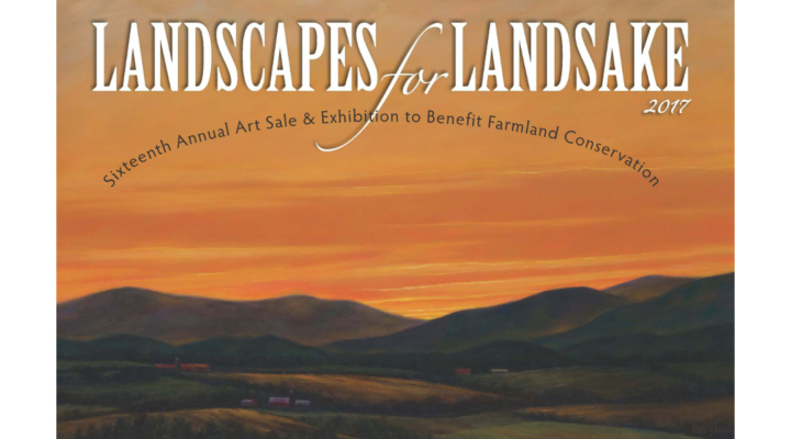 Landscapes for Landsake Art Sale & Exhibition