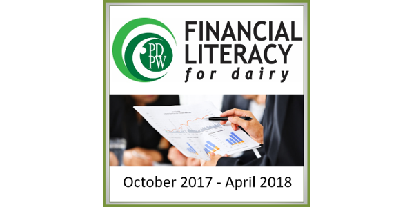 Financial Literacy for Dairy training