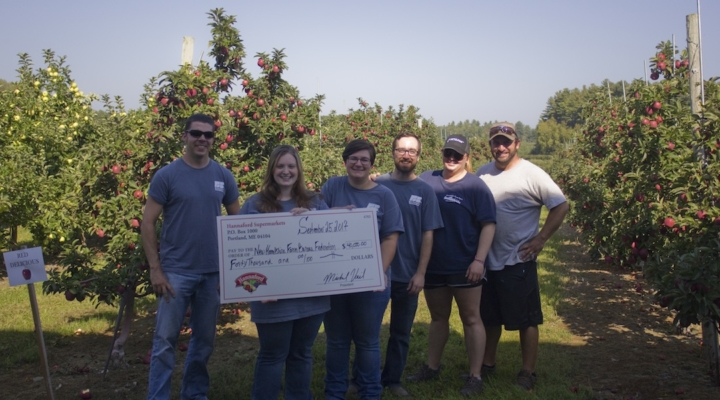 NHFB young farmers receive $40,000 grant