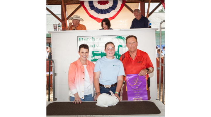 Dutchess County 4-H Livestock Sale