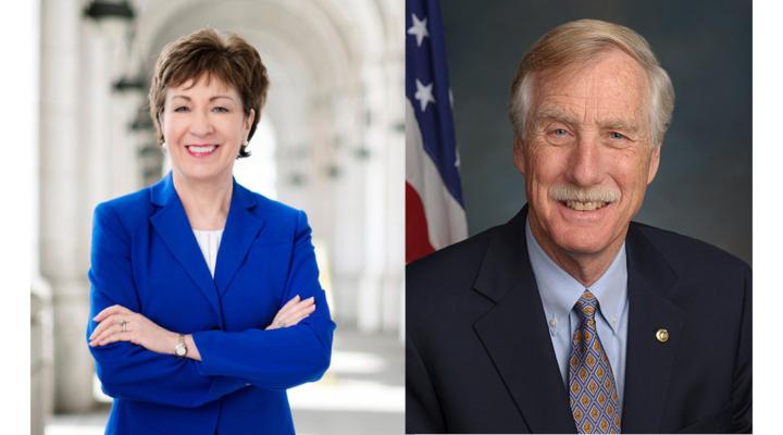 Senators help promote U.S. agriculture