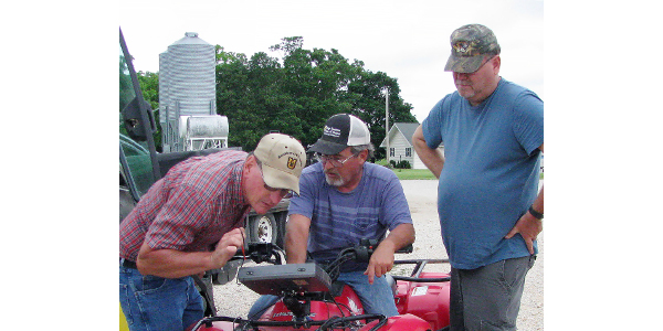 Extension receives USDA tech grant for pastures