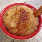 Homemade applesauce is a great way to enjoy apples. (NDSU photo)