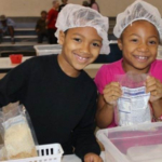 On Saturday, September 30, Livingston, McLean & Woodford County 4-H will band together at the McLean County Fairgrounds Mini Expo building to help address food access and hunger in our communities. (Photo Credit: University of Illinois Extension & Illinois 4-H)