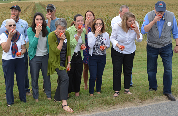 NJDA kicks off Farm to School Week at N.J. farm