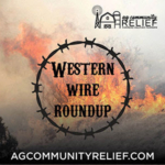 For information on how to sponsor a roll of wire for $50 or to make a monetary donation towards this project, visit https://www.agcommunityrelief.com/product-page/barbed-wire-roll-donation.
