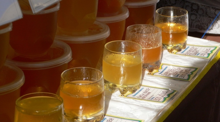 Expanding consumers' honey palate