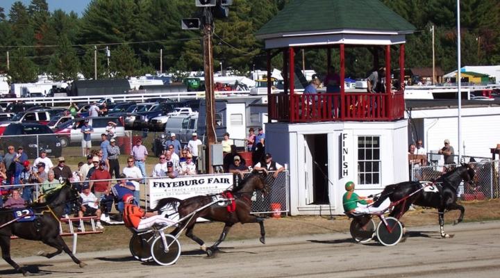 Maine's largest fair kicks off in Fryeburg