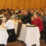 OnDecember 12, 2017, in Wisconsin Dells, UW Discovery Farms will host its 6thannual conference geared towards farmers, that emphasizes strategies that work on farms, and for the improvement of water quality. (Courtesy of UW Discovery Farms)