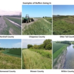 As the bipartisan water quality buffer initiative reaches its first deadline this week, Minnesota is now at least 95 percent compliant with the statewide water quality effort. (Courtesy of Office of Governor Mark Dayton & Lt. Governor Tina Smith)