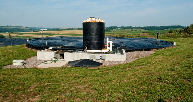 CDFA funds dairy digester projects