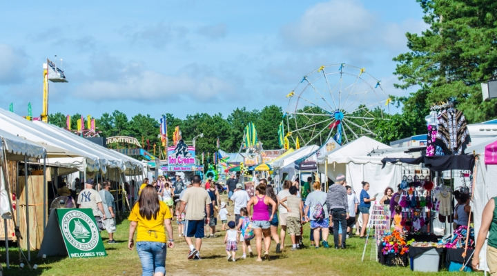 $5 million to improve county and youth fairs