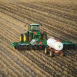 fall herbicide application, nitrogen fertilizer