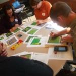 Fall Prairie Strips Workshops Train Advisers- Dubuque Activity
