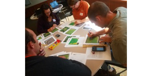 Fall Prairie Strips Workshops Train Advisers- Dubuque Activity