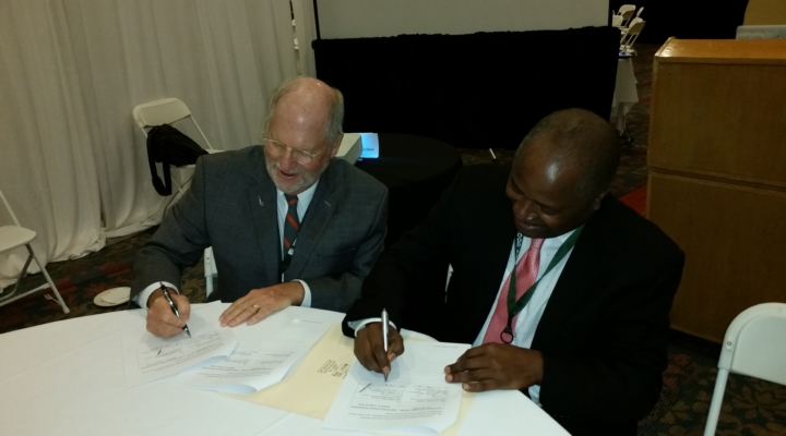 UF helps combat food insecurity in Africa