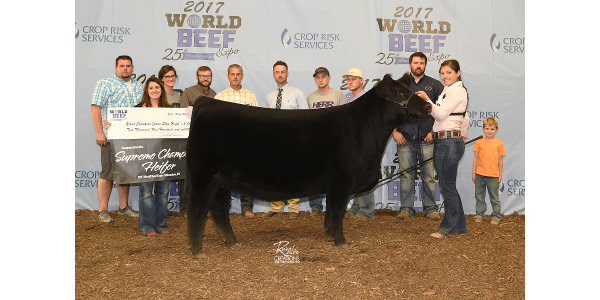World Beef Expo announces Junior Show Winners