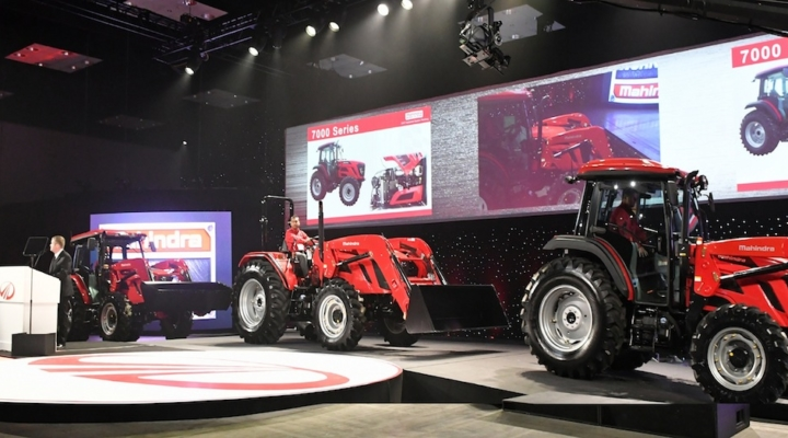 Mahindra's worldwide dealers converge