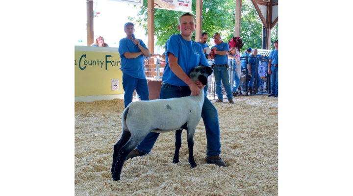 Columbia Co. Fair 4-H Livestock Sale Report