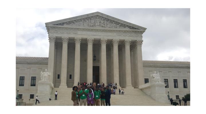Dallas Co. youth visit Washington, D.C.