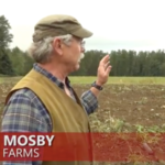 As Washington state farmers Burr and Rosella Mosby explain in a new video from the American Farm Bureau Federation, the farm workforce is dwindling, and even with higher wages, it's hard to find enough workers for harvest. (Screenshot from video)