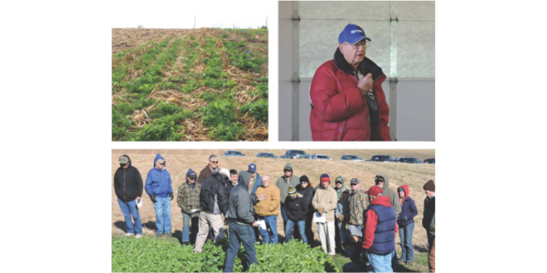 Soil Health and Cover Crop 101 field day Nov. 7