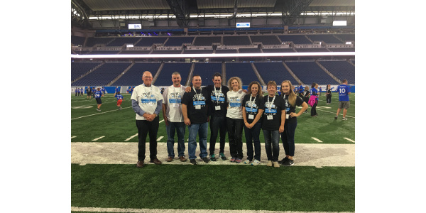 Fuel Up to Play 60 rally held