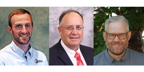 The workshop presenters include leading nutrition and dairy science experts Dr. John Goeser, Dr. David Combs and Dr. Paul Kononoff. (Courtesy of PDPW)