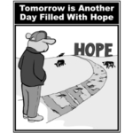 Faith, hope and love reseal life's cracks and pass on our foundation to those to come.