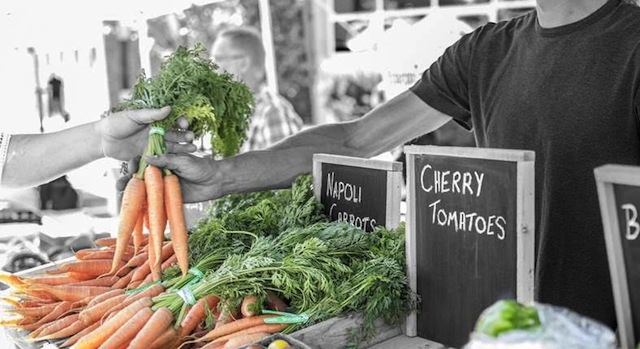 Food safety, buying local: What's it mean?
