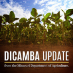 Missouri Director of Agriculture Chris Chinn issued a Notice of Release from the Stop Sale, Use or Removal Order of all products containing Dicamba labeled for agricultural use on Sept. 29, 2017.