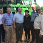 The Colorado Corn Growers Association (CCGA) was well represented at the recent Southwest Council of Agribusiness (SWCA) annual meeting in Lubbock, Tex. (Courtesy of Colorado Corn Growers Association)
