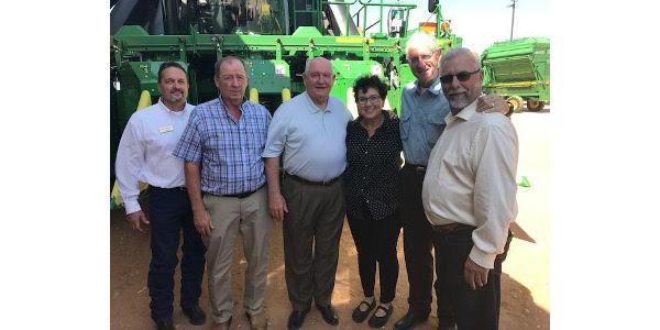 CCGA leaders head to Texas