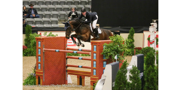 Don't miss the CP National Horse Show