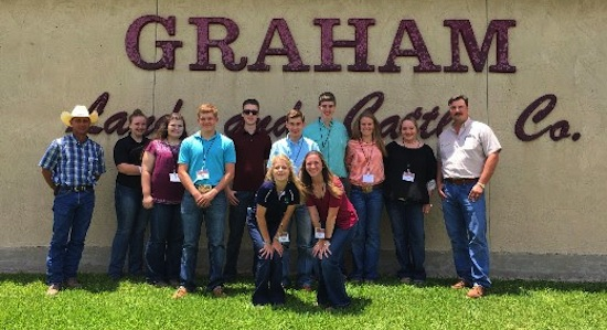 Youth attend Texas Youth Cattle Conferences