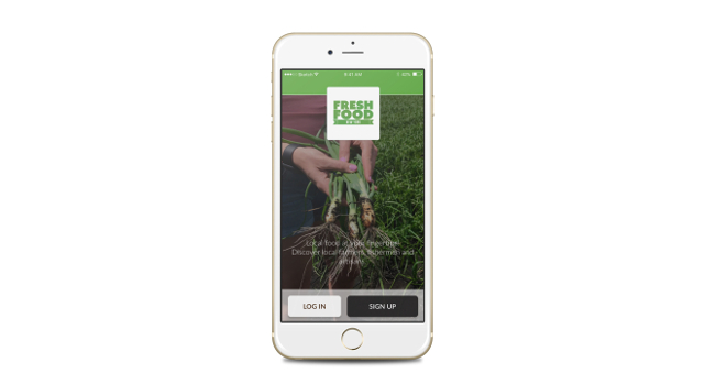 Tech to increase access to local food