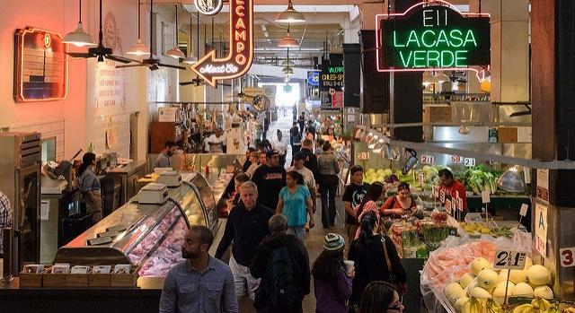 LA's historic Grand Central Market sold