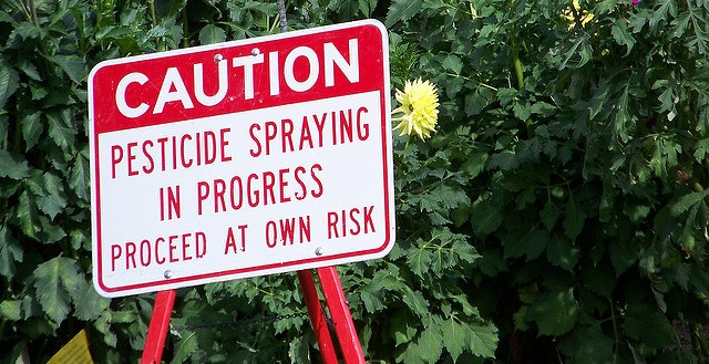 Pesticide Applicator Training Nov. 30 in Overton