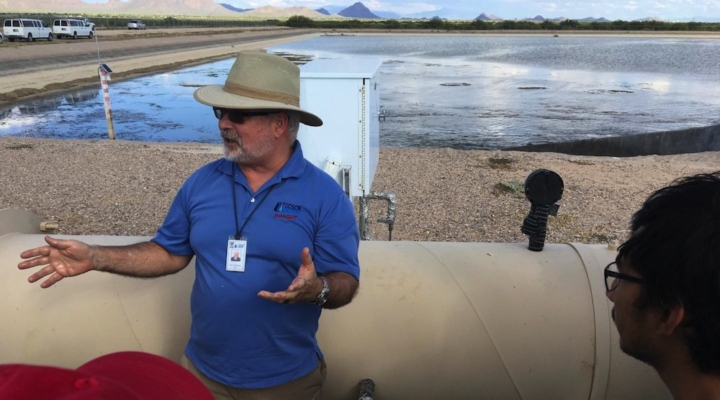 Groundwater recharge in the Western U.S.