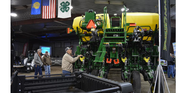 Nebraska Soybean Day and Machinery Expo Dec. 14
