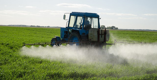 CA bans use of some pesticides near schools