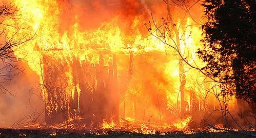 Officials investigate dairy farm fire