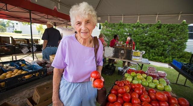 Improving access to Senior Food Box Program