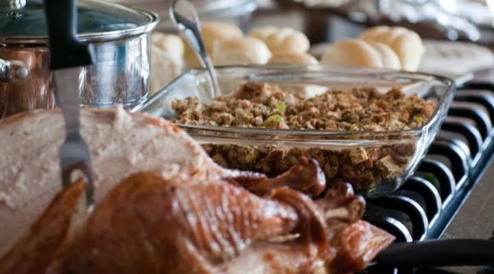Lower prices for Thanksgiving dinner