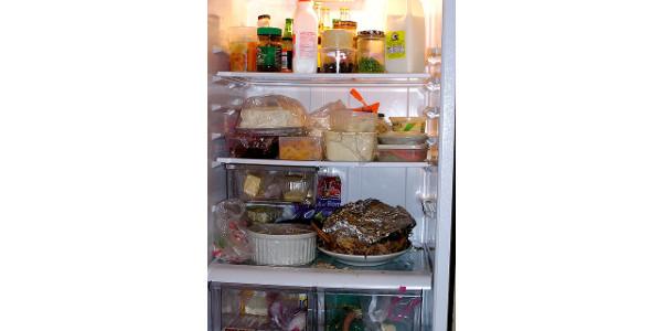Storing leftovers