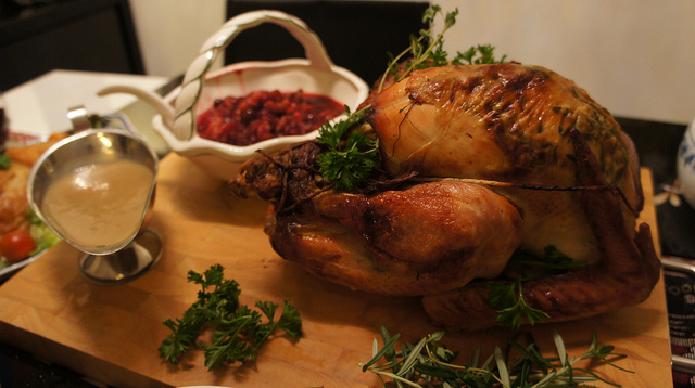 Drop in Thanksgiving meal costs