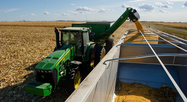 USDA to measure 2017 row crop production