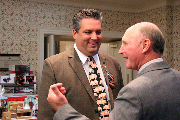 Pa. Farm Bureau members re-elect Hoffman